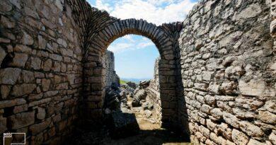Manastiri i 40 Shenjtorëve – Aty ku lindi emri Saranda