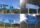 Fshirja e tabelave në gjuhën greke gjatë rrugës nacionale që përshkon bashkinë Finiq, Vangjel Dule: Nxitje për urrejtje etnike